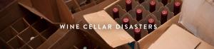 Wine Cellar Disaster, Domaine Storage