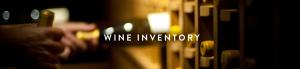 Wine Inventory, Inventory of Wine, Domaine Storage