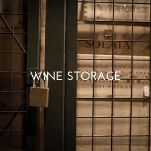 Wine Storage, Domaine Storage