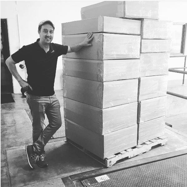 Wine Storage Boxes