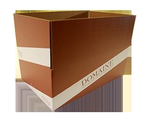 Layflat Wine Storage Box – 12 Bottles – 750 ML (QTY: 10 Boxes) 6