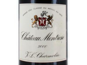 2000 Chateau Montrose