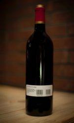 CellarTracker label